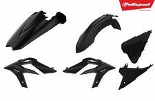 Polisport Enduro Plastic Kit Beta X trainer 2015 - 2020 All Black 90786