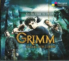 Grimm Season 1 Factory Sealed Hobby Box 24 Packs