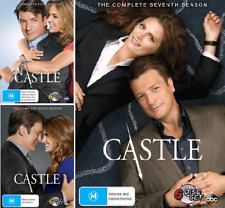CASTLE - Season 5, 6 & 7  : NEW Series DVD