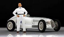 Manfred Von Brauchitsch Figur für 1:18 Mercedes W154 SSKL CMC