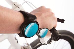RearViz Slim Line SL-15 Road Bike Arm Mirror for Cyclists
