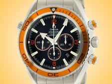 Omega Seamaster Planet Ocean 600M Co-Axial Automatic Stainless Steel Watch
