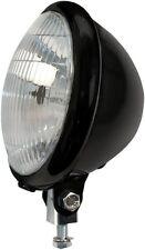 Emgo 66-84151B 5 3/4quot; Bates Style Headlight Assembly 2001-1188 204759