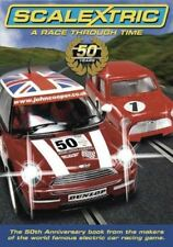 Scalextric 50th Anniversary Hardback Book - C8199