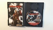 Devil May Cry 3: Dante's Awakening -- Special Edition Sony playstation 2 PS2 CIB