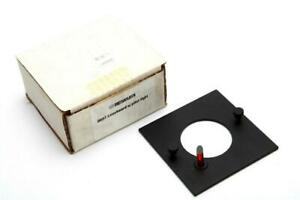 Near Mint Beseler #8037 Lensboard With Pilot Light & Box #M1169