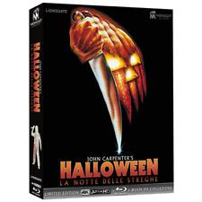 HALLOWEEN - La Notte Delle Streghe - Limited Edition (4K Ultra HD + 2 Blu-Ray Di