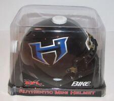 Bike XFL Football NY/NJ Hitmen Original Team Mini Helmet New In Package