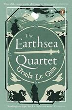 The Earthsea Quartet by Ursula Le Guin, NEW Book, FREE & FAST Delivery, (Paperba