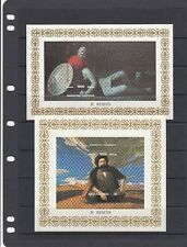 a107 - KYRGYZSTAN - SGMS70 MNH 1995 MILLENARY OF MANAS - IMPERF