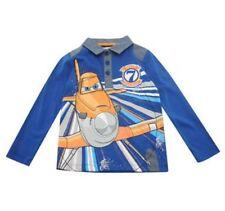 Abbigliamento blu con colletto per bambini dai 2 ai 16 anni