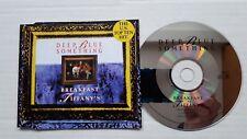 DEEP BLUE SOMETHING - Breakfast At Tiffany's    1996 CD SINGLE
