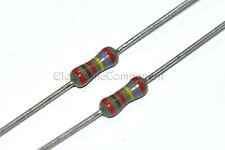 10pcs - PHILIPS MRS25 536R 0.6W 1% 350V Metal Film Resistor Non-RoHS