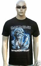 Bravado Official Iron Maiden diferente mundo Alien rock Star VIP camiseta G. m
