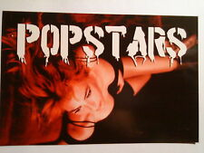 CARTE D`INVITATION VIP POPSTARS MYLENE FARMER 14/01/2006 COLLECTION!