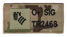 MULTICAM ZAP Badge 20th Armoured Brigade