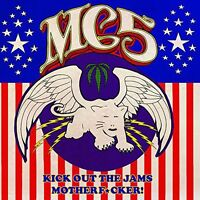 MC5 - Kick Out the Jams Motherf*Cker! [New CD]