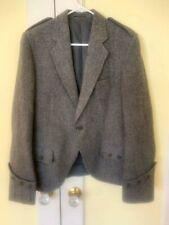 Geoffrey Tailor Men's Kilt Jacket Tweed Highland Crafts Royal Mile Scotland