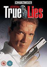 Arnold Schwarzenegger True Lies DVDs