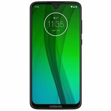 New ListingMotorola G7 Play - 32Gb - Deep Indigo (Unlocked) Pae80008Us (Cdma+Gsm) Xt1952-4