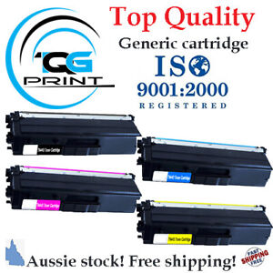 High Yield Toner Cartridge compatible with Brother TN 443 BK/C/M/Y