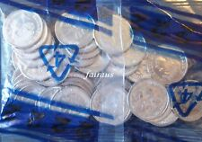 2014 5 cents unopened Security bag of 40 x 5c uncirculated coins