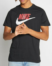 Nike T-shirt Maglia Maglietta Nero Sportswear lIfestyle 2020 Uomo Cotone