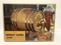 Refinery Would Whiskey Barrel Drink Dispenser