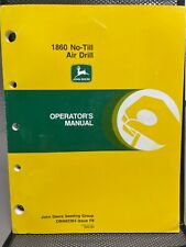 John Deere 1860 No Till Air Drill Operators Manual Oma62264 C 2