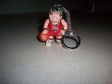 Vintage 1980's Chicago Bulls Lil Brat Key Chain