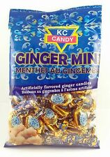 Ginger Mints Candy by KC  3.52 oz