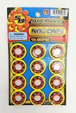 Super Bang Ring Caps Plastic 96 Total Shots