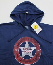 Life is Good Mens Hoodie Mens XL The Art of Optimism #CO18