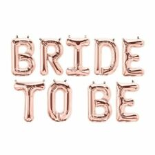 Bride to Be Foil Balloon Bachelorette Hens Night Out Wedding Shower Decor Party