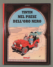 Tintin en Italien Pays Or Noir Herge editions Comic Art