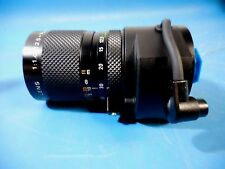 SMC Pentax TV Zoom Lens 8018235 12.5 ~ 75mm  1:1.4 Asahi Optical Co.