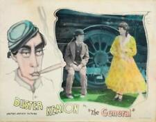 Old Movie Photo The General Poster Poster Art Buster Keaton 1927