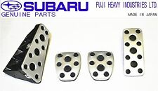 NEW!!SUBARU Forester SG5/SG9 For MT  Sport Pedal Foot Rest STI OEM JDM
