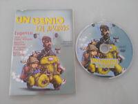 Eugenio Un Genio IN Problemi Lopez Vazquez DVD Slim Su Cartone Spagnolo Nuovo