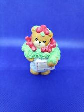 Lucy And Me Happy Anniversary Roses Bear Lucy Rigg Enesco 1994