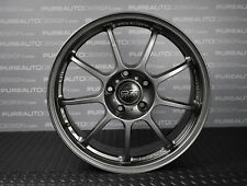 "SPARE Oz Racing Alleggerita HLT 18"" Alloy Wheel ET 34 5x120 BMW Grey"