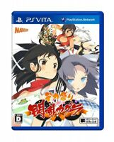 USED  PS Vita Senran Kagura Bon Appetit Japan Import game soft