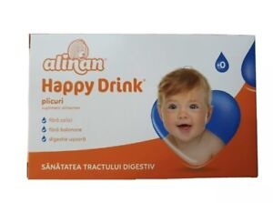 ALINAN HAPPY DRINK TEA FOR BABY - natural Colic Remedy,Bloating Stomach Aches