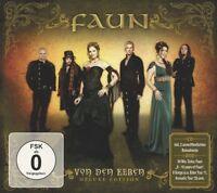 FAUN - VON DEN ELBEN (DELUXE EDITION)  CD + DVD  DEUTSCH-POP  NEU