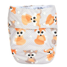 Adult Cloth Diaper Nappy Teen Reusable Incontinence Age Role Play Baby Fox