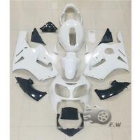 Unpainted Motorcycle Fairing Kit Mold ABS fit for KAWASAKI NINJA ZX12R 2000 2001
