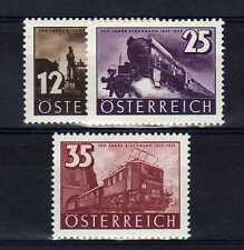 AUTRICHE - OSTERREICH n° 503/505 neuf avec charnière