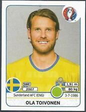 PANINI EURO 2016- #566-SWEDEN-OLA TOIVONEN