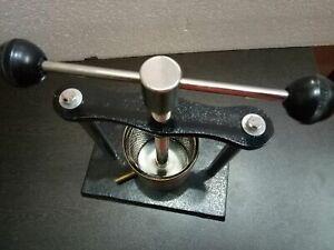Tinktur Press Analytical Instruments 121 Aluminium-H