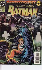 BATMAN: DETECTIVE COMICS 671.. NM-...Chuck Dixon...1994..Knightquest ...Bargain!